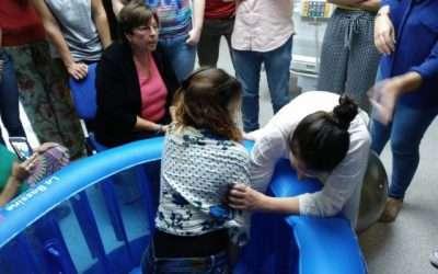 El hospital Quirónsalud Campo de Gibraltar ofrecerá la dilatación en el agua