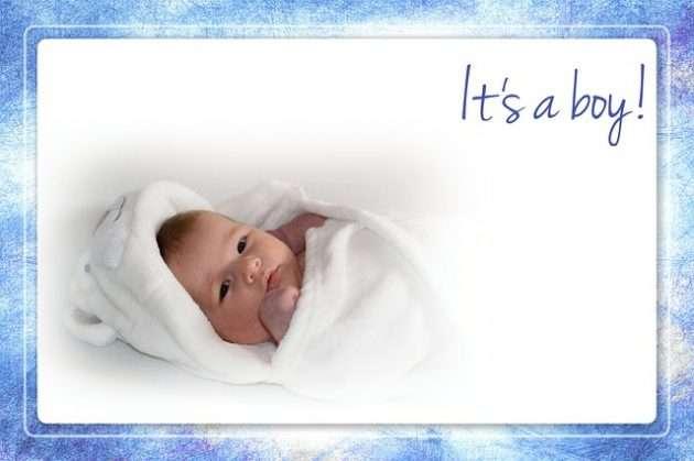 La sorprendente reacción de una madre al dar a luz al primer varón de la familia en 50 años