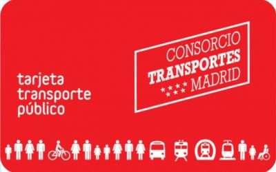 Ya se puede pedir la compensación por los bonos transporte de Madrid no utilizados durante el Estado de Alarma