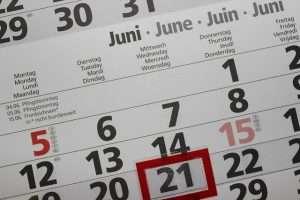 calendario fecha de parto