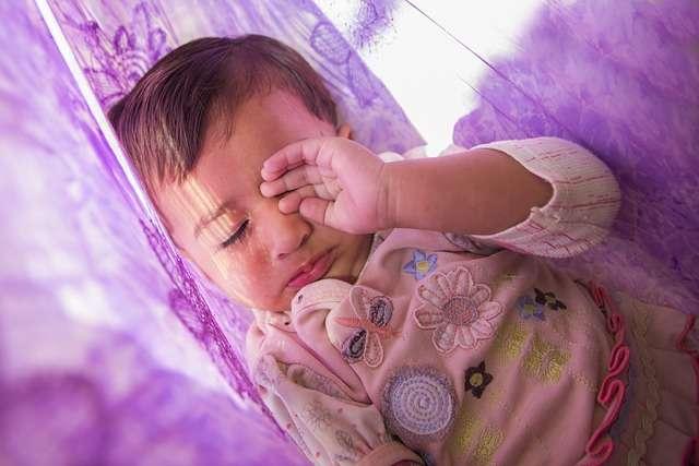 ¿Cuántas horas necesitan dormir los niños según su edad?