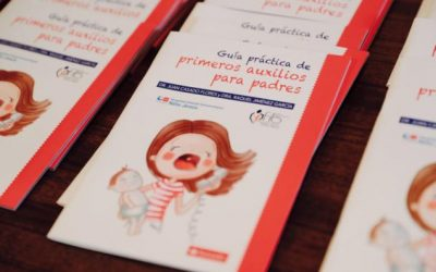 Una guía de primeros auxilios para padres en internet