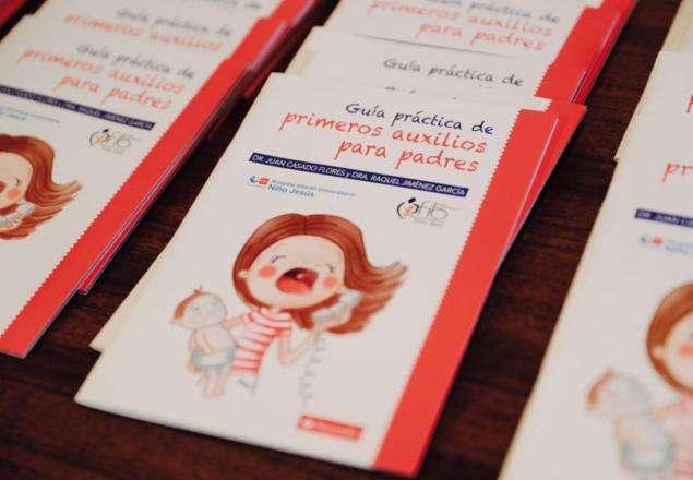 Guía de primeros auxilios para padres