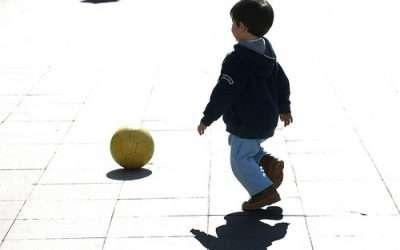 Reglas para salir a la calle con los niños