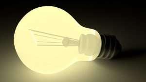 imagen de una bombilla para hablar del bono social luz