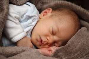 bebé durmiendo dormido dormir