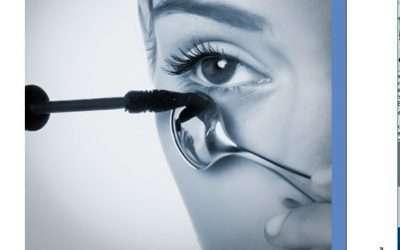 Trucos de maquillaje que no debes usar en Halloween por el bien de tus ojos