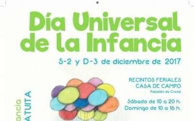 Día de la Infancia: Actividades gratis para niños el 2 y 3 de diciembre en Madrid