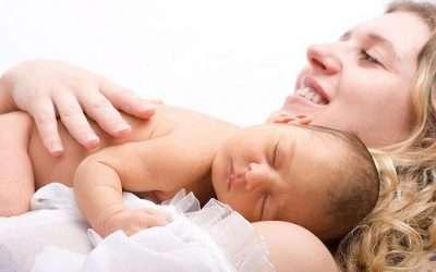La recuperación de la cesárea: cuidados de la cicatriz