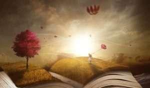 imagen de un libro para hablar de libros para toda la familia
