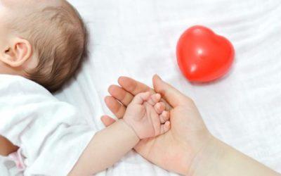 Consejos para cortar las uñas al bebé