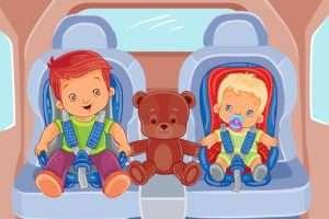 SRI silla seguridad automovil