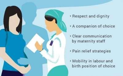 Nuevas recomendaciones de la OMS sobre el parto: la madre decide
