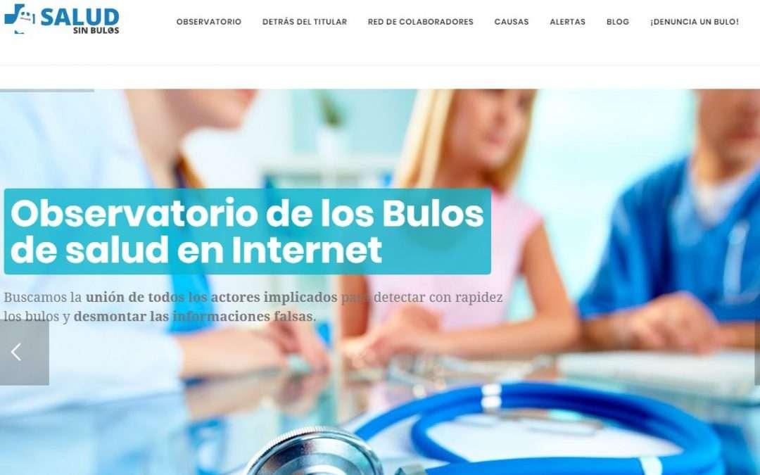 Nace una web para desmentir bulos de salud