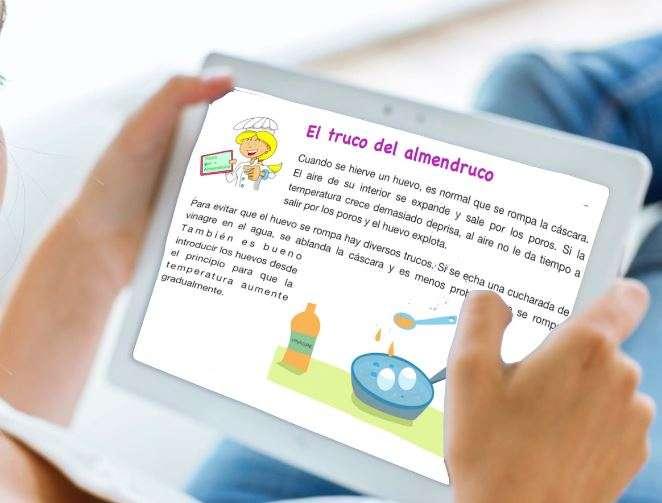 ¡Cómo mola!: una web con cuentos educativos gratis para niños