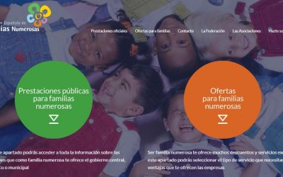 La FEFN crea una app con las ayudas y ofertas para familias numerosas