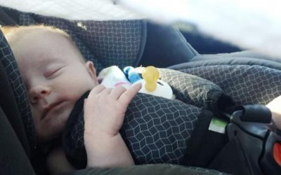 La OCU detecta fallos de seguridad en dos sillas de coche homologadas