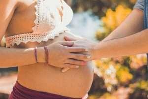 tripa de las embarazadas