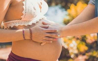 Cambios y cuidados de la tripa en el embarazo