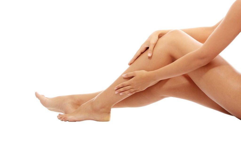 piernas para hablar de depilacion en embarazo