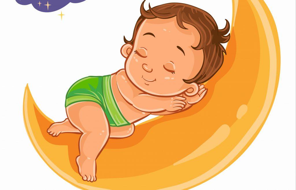 7 consejos para ayudar al bebé a dormir