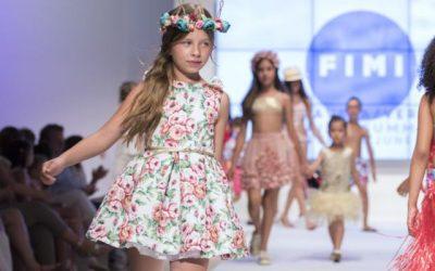 Tendencias en moda infantil de primavera verano en FIMI del 22 al 24 de junio