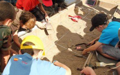 Talleres gratuitos en Madrid: Arqueólogos por un día