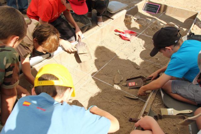Talleres gratis en Madrid: arqueólogos por un día 2019