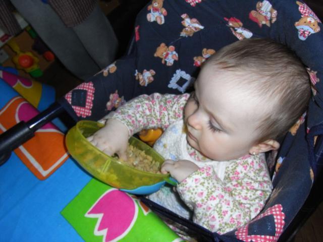 La Asociación Española de Pediatría recomienda el Baby Led Weaning