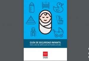 guía sobre la seguridad de los productos infantiles