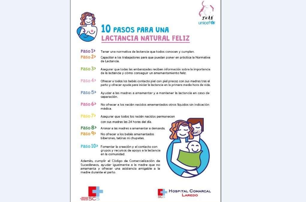 España ya tiene 18 hospitales acreditados en la Iniciativa para la Humanización de la Asistencia al Nacimiento y la Lactancia (IHAN)