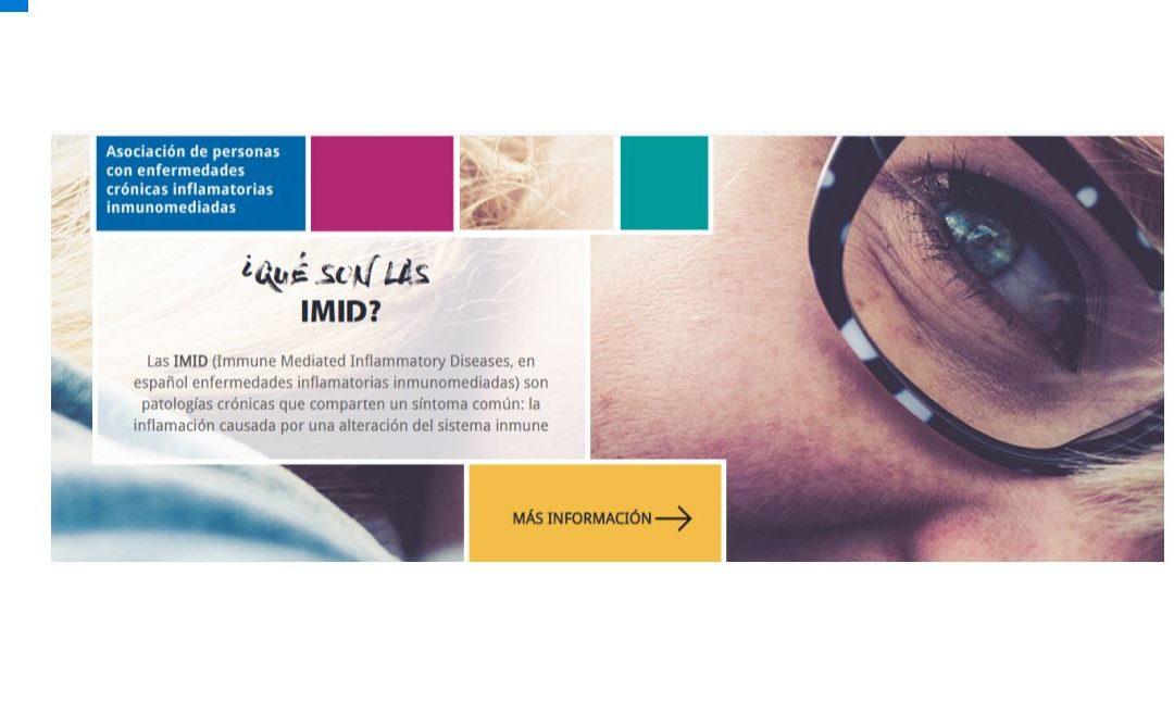 Nace una web para los pacientes de enfermedades crónicas inflamatorias