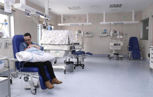 El Hospital del Henares abre una sala para facilitar lactancia