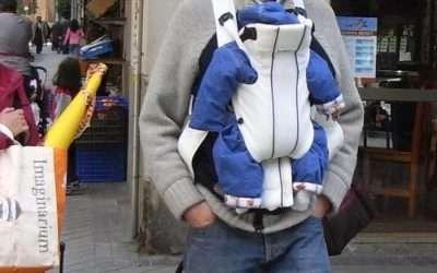 Consejos para comprar y usar con seguridad la mochila portabebés