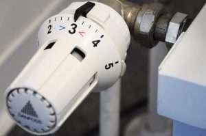 radiador para hablar de bono social calefacción