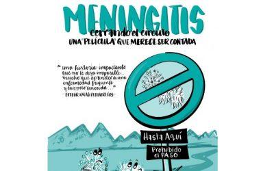 Campaña de la AEP para informar sobre la meningitis