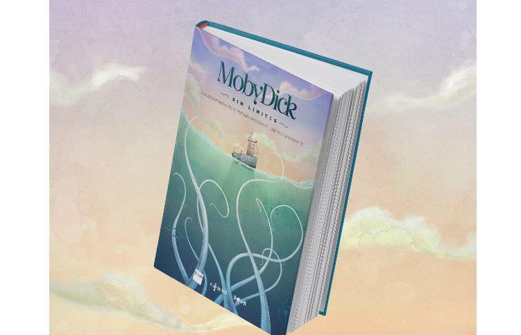 Moby Dick sin límites, una historia sin la letra E para concienciar sobre la discapacidad