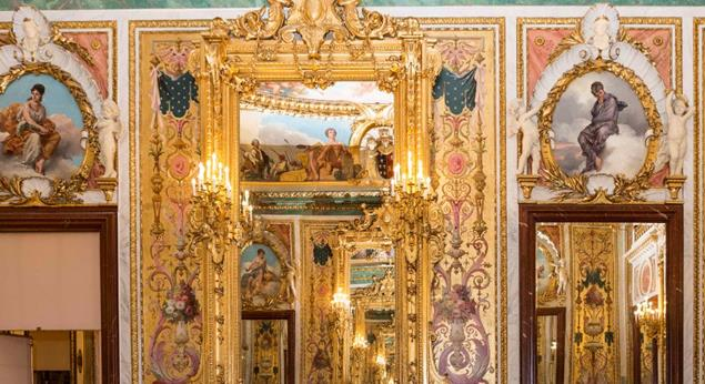 Se abre el segundo plazo para apuntarse a las visitas gratis a palacios en Madrid de 2019-20