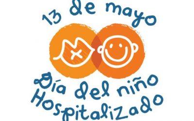 200 hospitales se llenan besos en el Día del Niño Hospitalizado