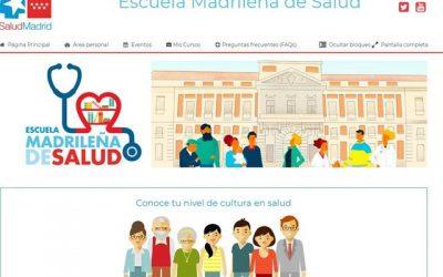 La Escuela Madrileña de Salud dará una clase online en directo sobre los mitos de las vacunas