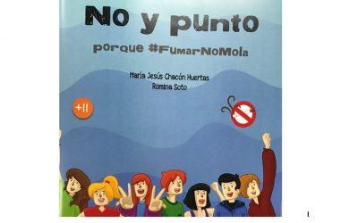No y punto: un libro gratuito para concienciar a los adolescentes de que fumar no mola