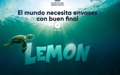 Lemon: un corto para concienciar sobre los plásticos en la naturaleza