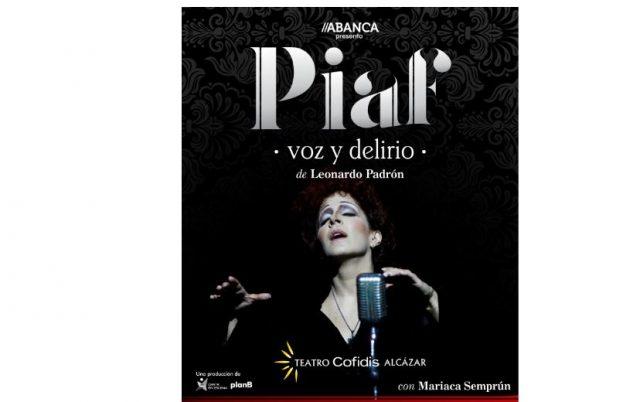 Piaf, voz y delirio: un viaje musical delicioso al París de los años 50
