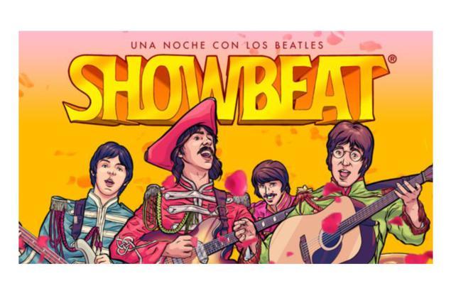 Planes de verano: ShowBeat: una noche con los Beatles