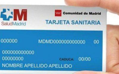 En Madrid ya se puede llevar la tarjeta sanitaria en el móvil