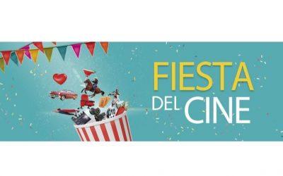 Se abre el plazo para inscribirse en la Fiesta del Cine (entradas al cine a 2,90 euros)