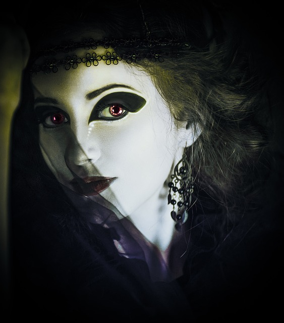 Ideas para maquillarte en Halloween