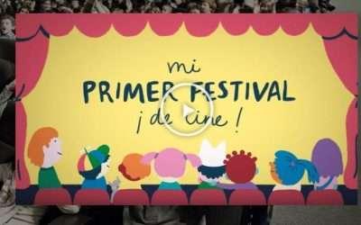 """Llega """"Mi primer festival de cine"""" a Madrid y Barcelona"""
