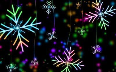 Madrid se ilumina por Navidad y se llena de belenes