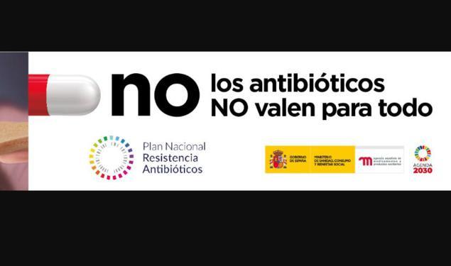 campaña antibióticos